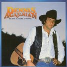 DENNIS AGAJANIAN--REBEL TO THE WRONG Vinyl LP