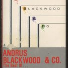 ANDRUS, BLACKWOOD & CO.--THE BEST OF... Cassette Tape