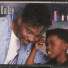 PHILIP BAILEY--FAMILY AFFAIR Cassette Tape (UK)