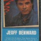 JEOFF BENWARD--JEOFF BENWARD Cassette Tape (CANADA)