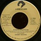 "DEBBY BOONE--""""MASIHLANGANENI"""" (4:55) (BOTH SIDES STEREO) 45 RPM 7"""" Vinyl"