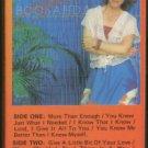 STEPHANIE BOOSAHDA--I KNOW THAT I KNOW THAT I KNOW Cassette Tape