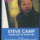 STEVE CAMP--SHAKE ME TO WAKE ME Cassette Tape