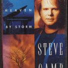 STEVE CAMP--TAKING HEAVEN BY STORM Cassette Tape