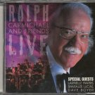 RALPH CARMICHAEL AND FRIENDS--LIVE Compact Disc (CD)