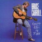 BRUCE CARROLL--RICHEST MAN IN TOWN Vinyl LP (UK)
