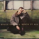 "BRUCE CARROLL--""""WORTH IT ALL"""" (RADIO EDIT - 3:49/EARLY FADE VERSION - 4:00/ALBUM VERSION - 4:50) C"