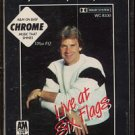 CHRIS CHRISTIAN--LIVE AT SIX FLAGS Cassette Tape