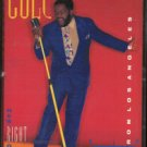 DARYL COLEY--HE'S RIGHT ON TIME/LIVE FROM LOS ANGELES Cassette Tape
