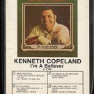 KENNETH COPELAND--I'M A BELIEVER 8-Track Tape
