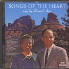 DANIEL AMOS--SONGS OF THE HEART Compact Disc (CD)
