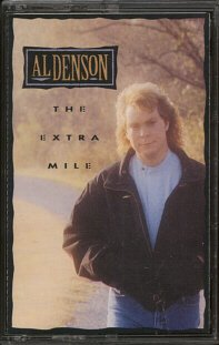 AL DENSON--THE EXTRA MILE Cassette Tape
