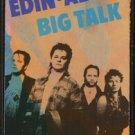 EDIN-ADAHL--BIG TALK Cassette Tape