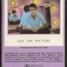 DAVID EDWARDS--GET THE PICTURE Cassette Tape