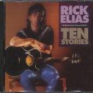 RICK ELIAS--TEN STORIES Compact Disc (CD)