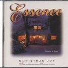 ESSENCE--CHRISTMAS JOY Compact Disc (CD)