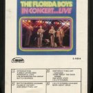 THE FLORIDA BOYS--IN CONCERT...LIVE 8-Track Tape