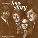THE GOSPEL COURIERS--THE GREATEST LOVE STORY Vinyl LP