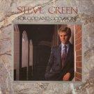 STEVE GREEN--FOR GOD AND GOD ALONE Vinyl LP
