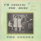 THE GREER'S--I'M LONGING FOR HOME Vinyl LP