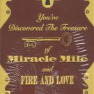 GUARDIAN--MIRACLE MILE/FIRE AND LOVE Cassette Tape