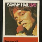 SAMMY HALL--LIVE VOL. I 8-Track Tape