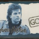 WARREN HALSTROM--GO! Cassette Tape (CANADA)