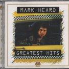 MARK HEARD--GREATEST HITS Compact Disc (CD)
