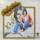 DALLAS HOLM--JUSTRIGHT 1976 Vinyl LP
