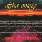 KEITH HUTCHINSON--ALPHA-OMEGA Vinyl LP