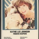 KATHIE LEE JOHNSON--FINDERS KEEPERS Cassette Tape