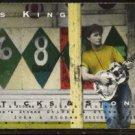 WES KING--STICKS & STONES Cassette Tape