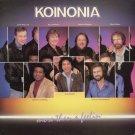 KOINONIA--MORE THAN A FEELIN' Vinyl LP