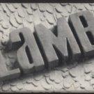 LAMB--LAMB Cassette Tape
