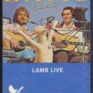 LAMB--LAMB LIVE Cassette Tape