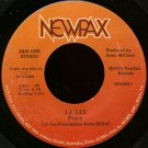 "J.J. LEE--""""PEACE"""" (4:18)/""""EVERYBODY NEEDS SOMEBODY"""" (2:47) 45 RPM 7"""" Vinyl"