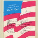 LORETTA LYNN--GOD BLESS AMERICA AGAIN 8-Track Tape