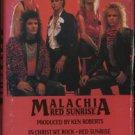 MALACHIA--RED SUNRISE Cassette Tape