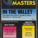 "DEBBIE MCCLENDON--""""IN THE VALLEY"""" PERFORMANCE TRACK Cassette Tape"