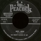 "THE MIGHTY CLOUDS OF JOY--""""HE'S ABLE (3:10)/""""SWING LOW"""" (2:42) 45 RPM 7"""" Vinyl"
