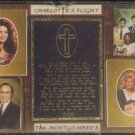 THE MONTGOMERY'S--CHARLOTTE'S FLIGHT Cassette Tape