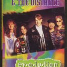 GEOFF MOORE & THE DISTANCE--EVOLUTION Cassette Tape