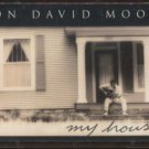 RON DAVID MOORE--MY HOUSE Cassette Tape