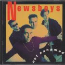 NEWSBOYS--NOT ASHAMED Compact Disc (CD)