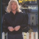 LARRY NORMAN--HOME AT LAST Cassette Tape