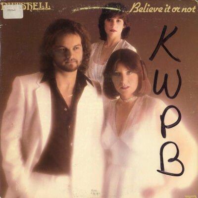 NUTSHELL--BELIEVE IT OR NOT Vinyl LP