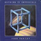 JOHN PANTRY--NOTHING IS IMPOSSIBLE Vinyl LP (Sealed)