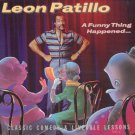 LEON PATILLO--A FUNNY THING HAPPENED...CLASSIC COMEDY & LIVEABLE LESSONS Vinyl LP