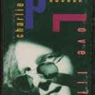 CHARLIE PEACOCK--LOVE LIFE Cassette Tape