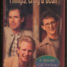 PHILLIPS, CRAIG & DEAN--CRUCIFIED WITH CHRIST SPECIAL LIMITED-EDITION CASSINGLE Cassette Tape